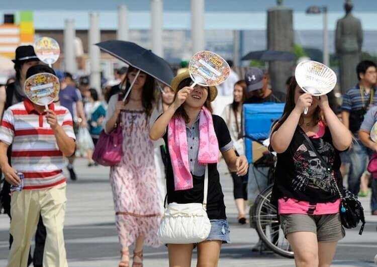 Jepang Berencana Menggeser Jam Olimpiade 2020 Akibat Suhu Panas