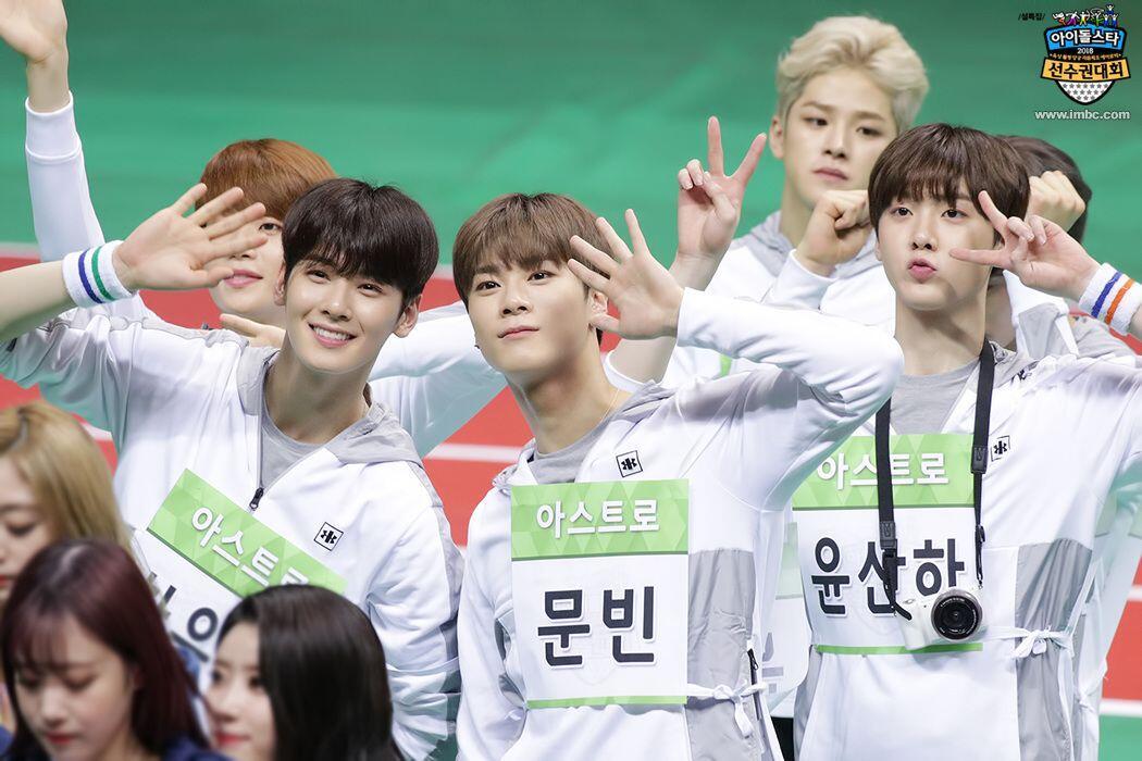 Ini Line Up Idol Star Athletics Championships Spesial Chuseok 2018