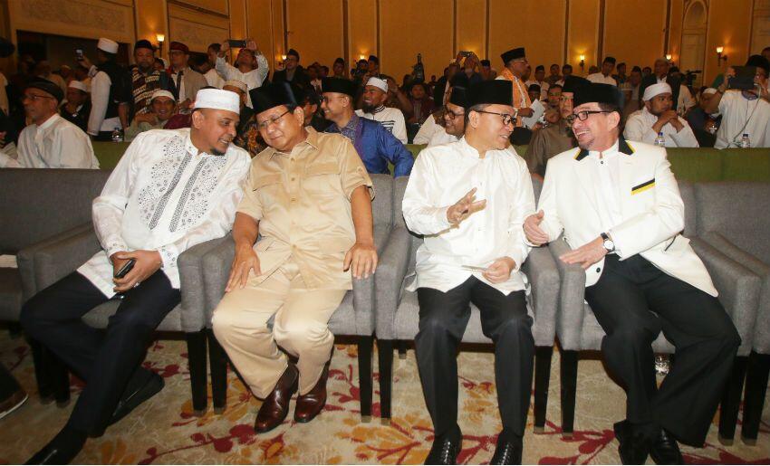 GNPF Bantah Terlibat Politik Demi Cegah Jokowi 2 Periode