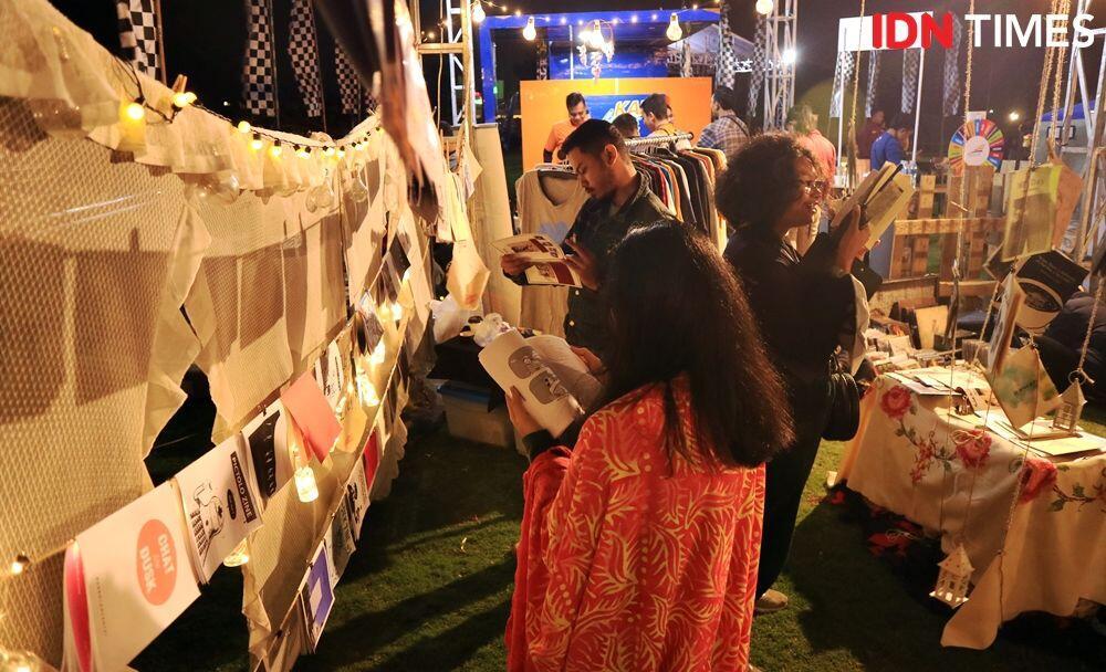 Seru dan Intim, 16 Rekam Jejak Folk Music Festival 2018 Di Kota Batu