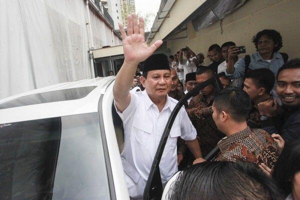 Zulkifli Hasan Bertemu Jokowi di Istana, Ini Tanggapan Gerindra