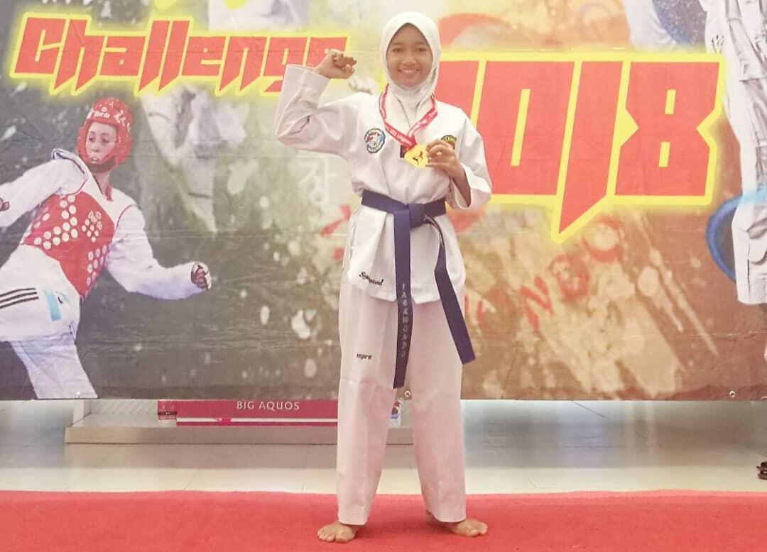 Syahrozad Zalfa Nadia, Juara Robotic Internasional #IniIndonesiaku