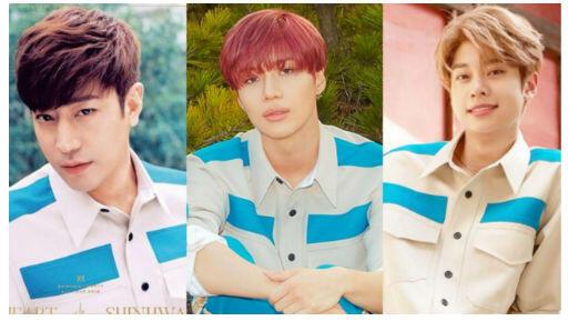 3 Idol dari 3 Generasi Ini Pakai Kemeja yang Sama di Comeback Mereka