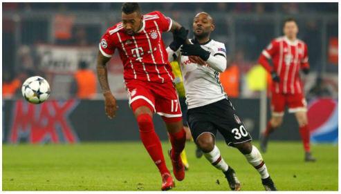 Manchester United: Jerome Boateng Tolak Pinangan Mourinho