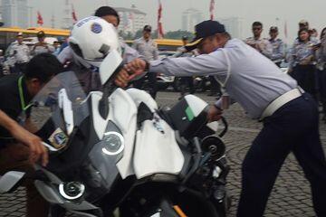 Inilah Alasan Gubernur DKI Jakarta Anies Baswedan Jatuhkan Moge Miliaran Rupiah