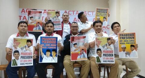 Sah! Ustaz Somad Dicalonkan Jadi Cawapres Prabowo di Pilpres 2019
