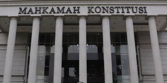Meski didesak, MK tak akan percepat sidang uji materi masa jabatan wapres