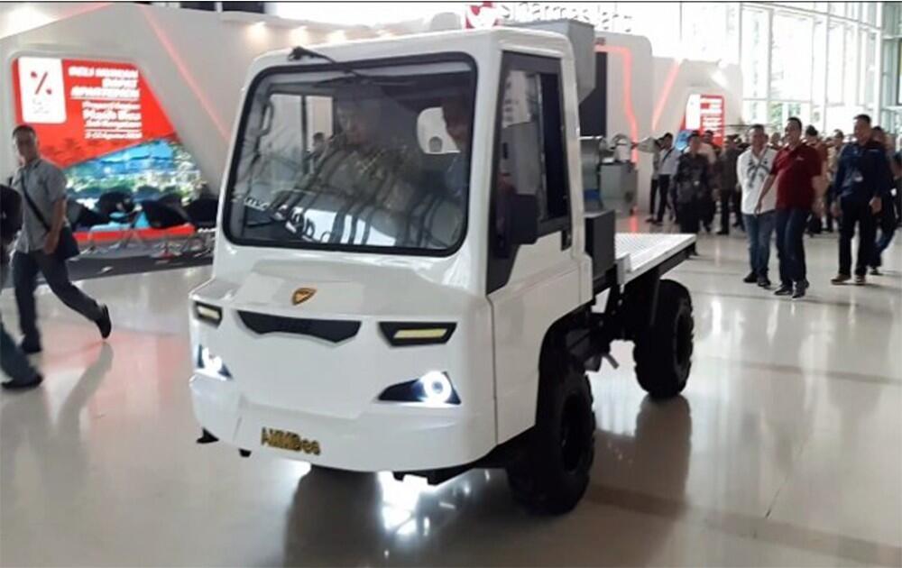 Mobil Pak Tani Karya Dalam Negeri #IniIndonesiaku