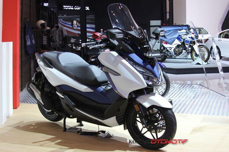 Kulik Jagoan Baru Skutik Premium Honda Forza 250