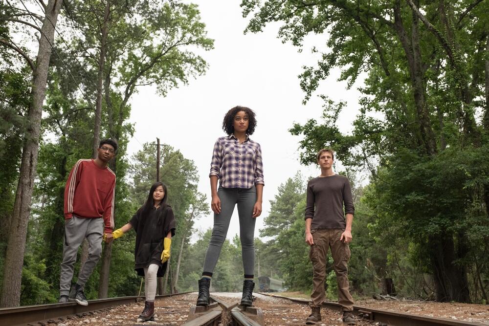 Para Karakter yang Beraksi dalam Film The Darkest Minds