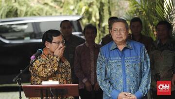 Gerindra Balas Andi Arief: SBY Jenderal Baper