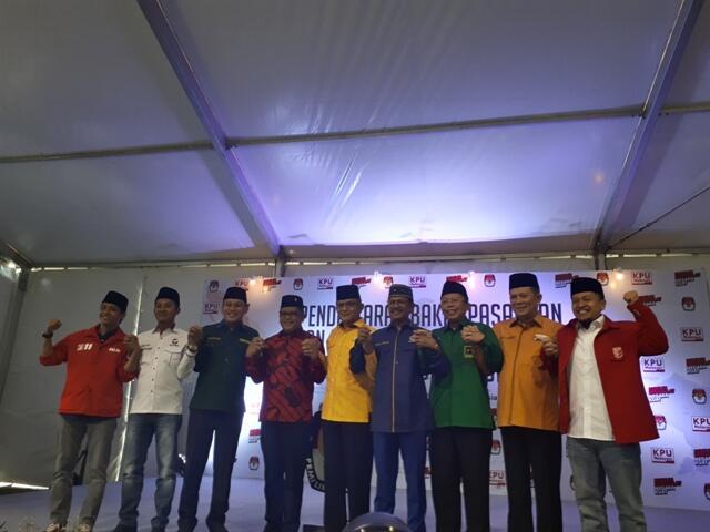 Komposisi Tim Pemenangan Jokowi Masih Digodok