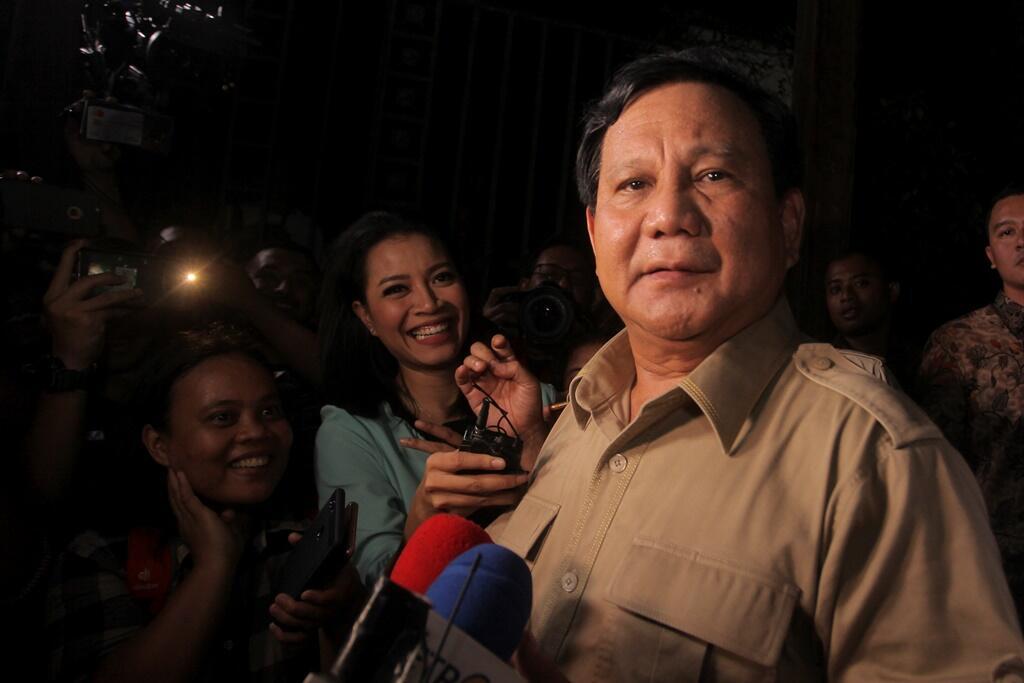 Andi Arief Sebut Prabowo Jenderal Kardus