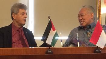 Minyak Zaitun dan Kurma Palestina Bebas Tarif Bea Masuk Indonesia