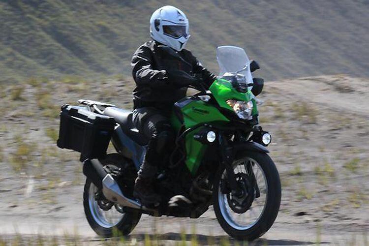 Selain BMW, Dishub DKI Juga Beli Kawasaki Versys