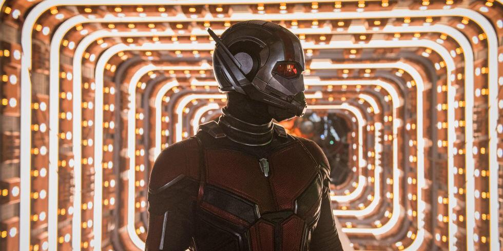 5 Cara Ant Man Keluar Dari Quantum Realm