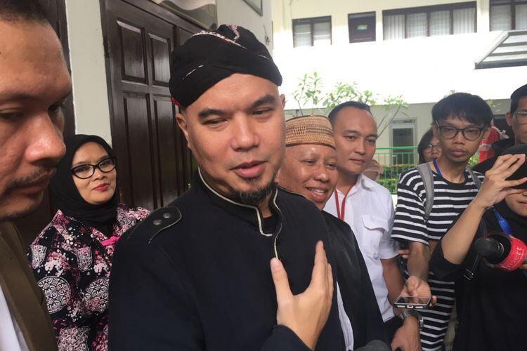 Jual Rumah demi Prabowo, Ahmad Dhani Dipuji Gerindra sebagai Kader Militan