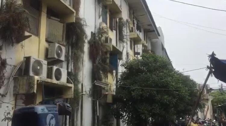 Video Tentang Rusun Karang Anyar di Jakarta Pusat yang Tak Terawat