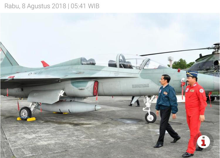 Beli Sukhoi dari Rusia, Indonesia Dapat Ancaman dari Amerika Serikat