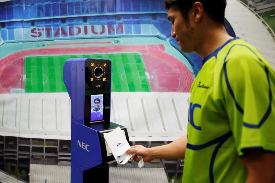 Terobosan! Jepang Akan Gunakan Pendeteksi Wajah saat Olimpiade 2020