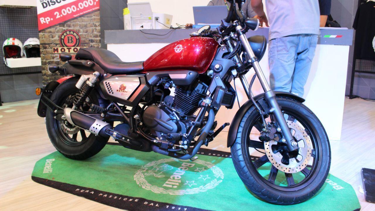 GIIAS 2018: Bikin Galau, Motor 'Berotot' Ini Cuma Dijual Rp 30 jutaan