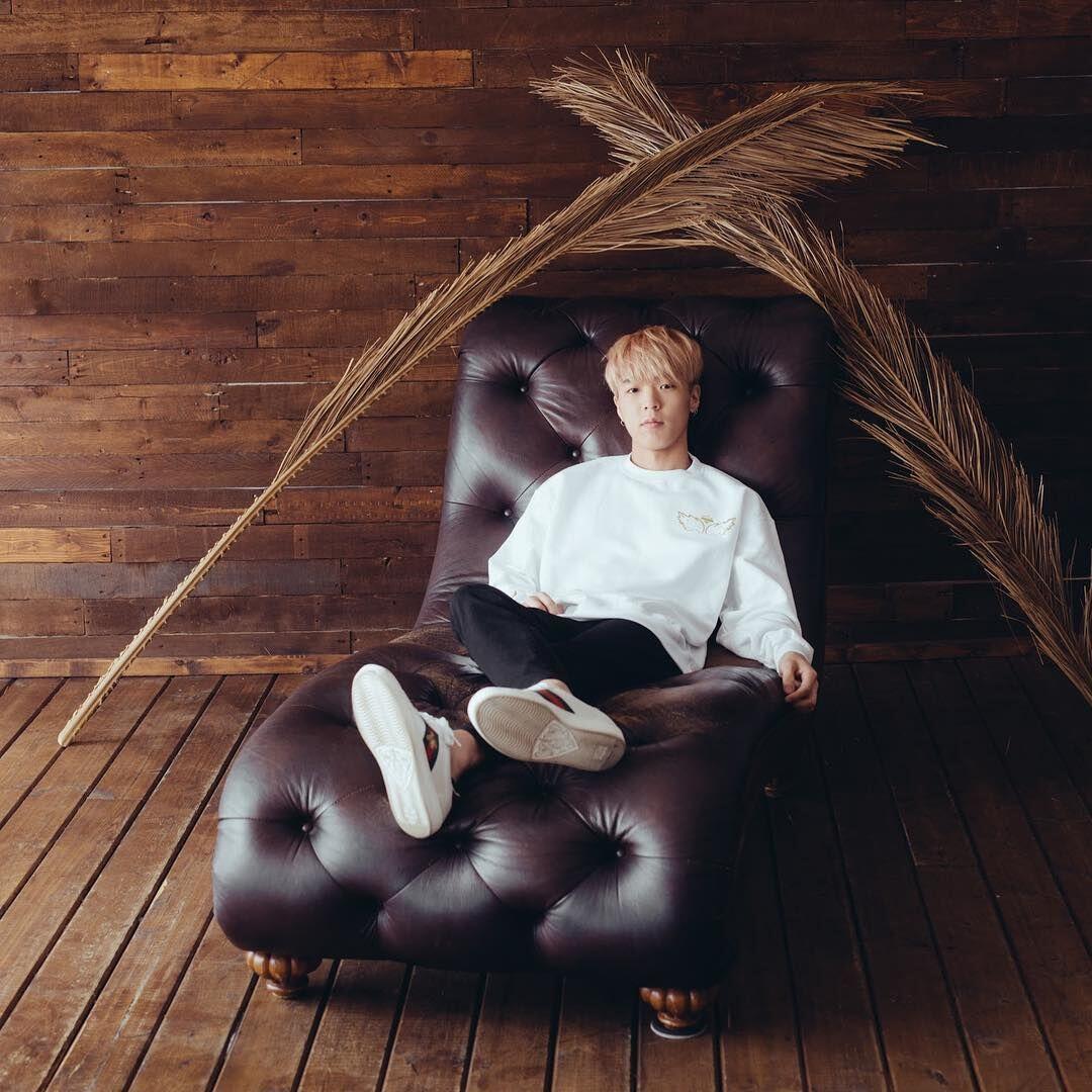 12 Potret Jun Sung Ahn, YouTuber dengan Bakat Tak Kalah dari Idol KPop