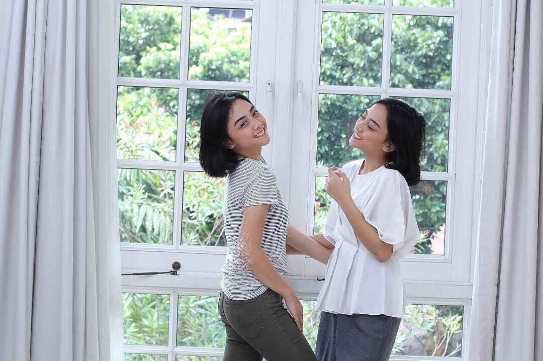 Si Kembar Cantik, Yuk Intip 8 Potret Kebersamaan Azaria dan Azalia!