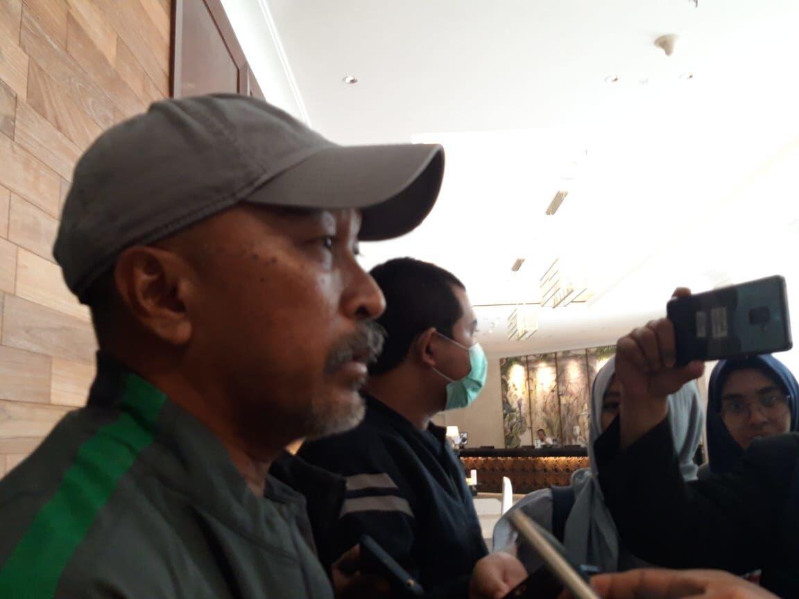 Fachry Husaini Traktir Pelatih Timnas Malaysia Makan Soto Daging