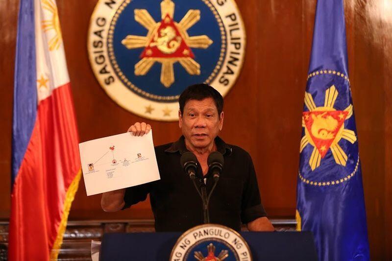 Presiden Filipina Ancam Akan Bunuh Polisi yang Korup