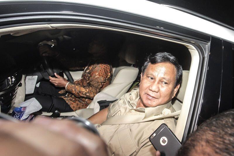 Pilres 2019: Malam Koalisi Prabowo Kerucutkan Nama Cawapres