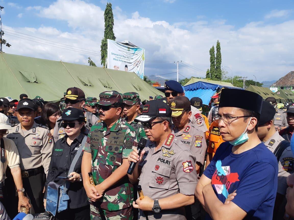 Puluhan Dievakuasi dari Gili Trawangan, Masih Ada 42 Turis Bertahan