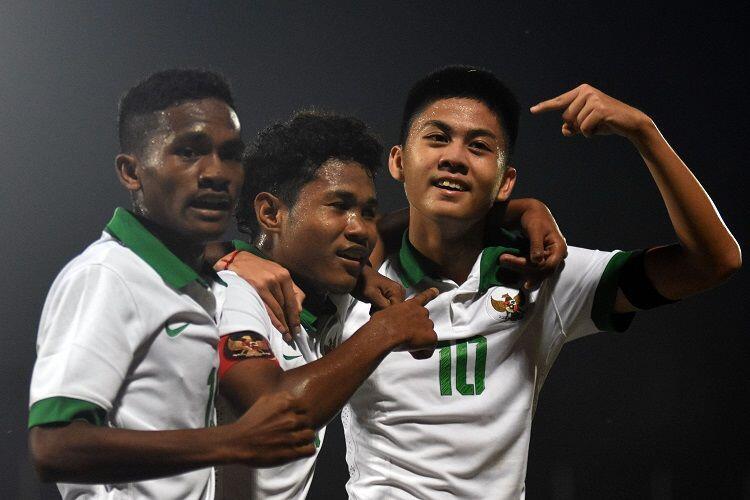 Fachry: U-16 Tidak Ditargetkan Juara, Jangan Dibebani Apapun