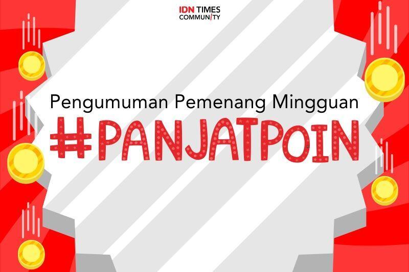 Pengumuman Pemenang Mingguan Kompetisi Menulis #PANJATPOIN