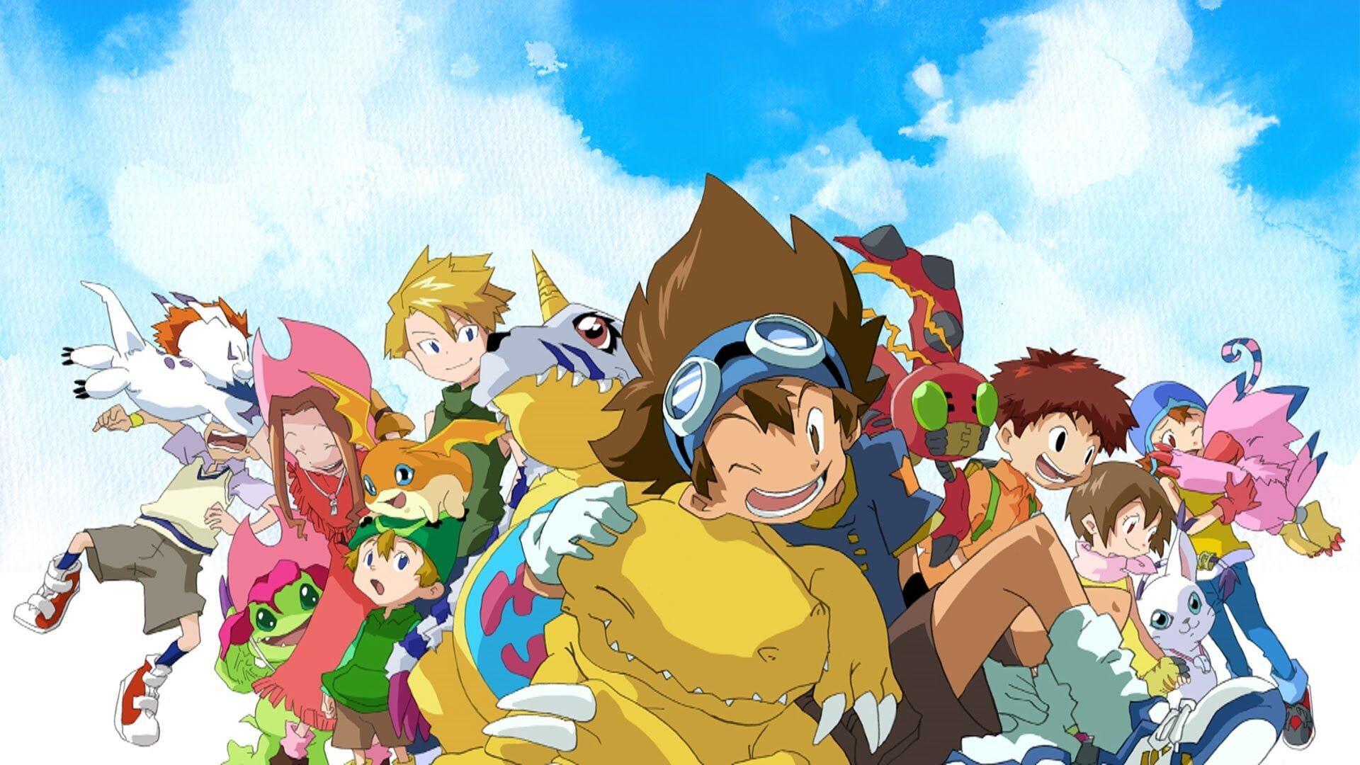Nostalgia! Digimon Filmkan Seluruh Karakter yang Kini Sudah Dewasa