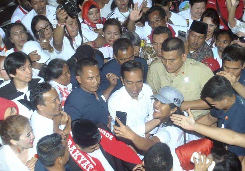 Tebak-Tebakan Kandidat Cawapres Jokowi