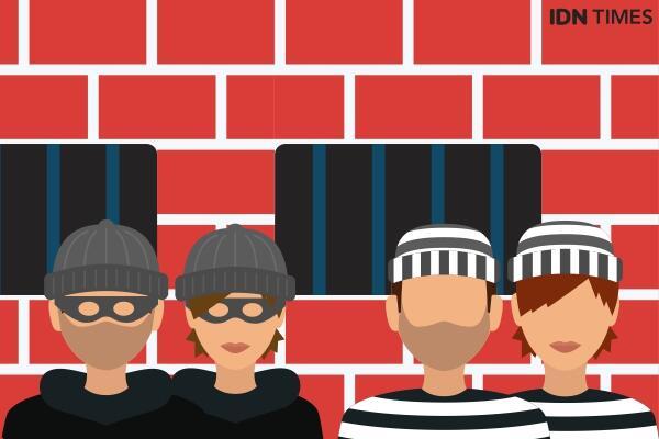 Polisi Kembali Ungkap Prostitusi PSK ABG di Kalibata City