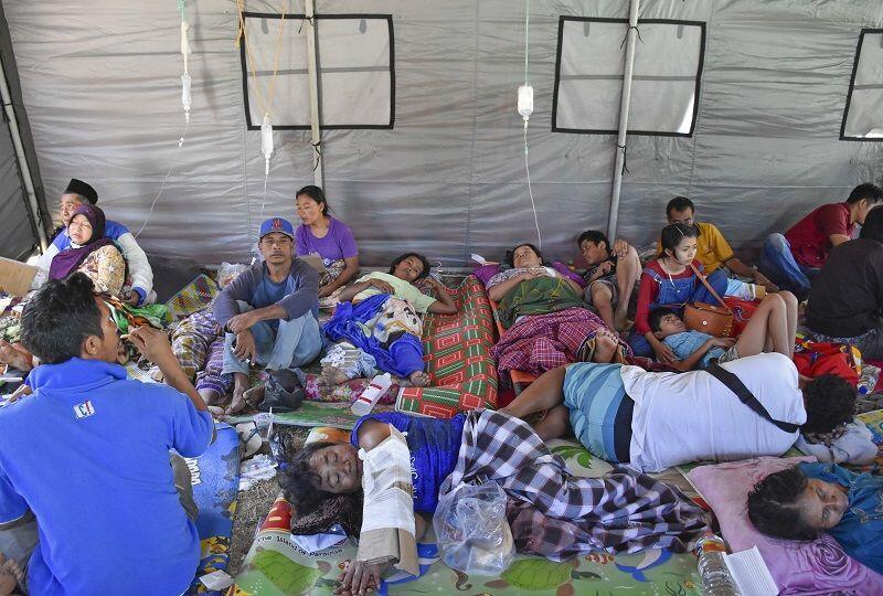 BNPB: NGO Asing 'Nyelonong' Masuk ke Lokasi Gempa Lombok