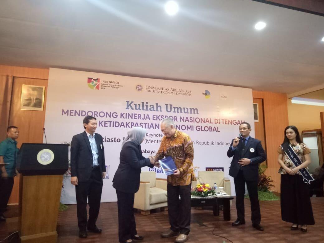 Mendag Optimis GSP Indonesia Tidak Akan Dicabut
