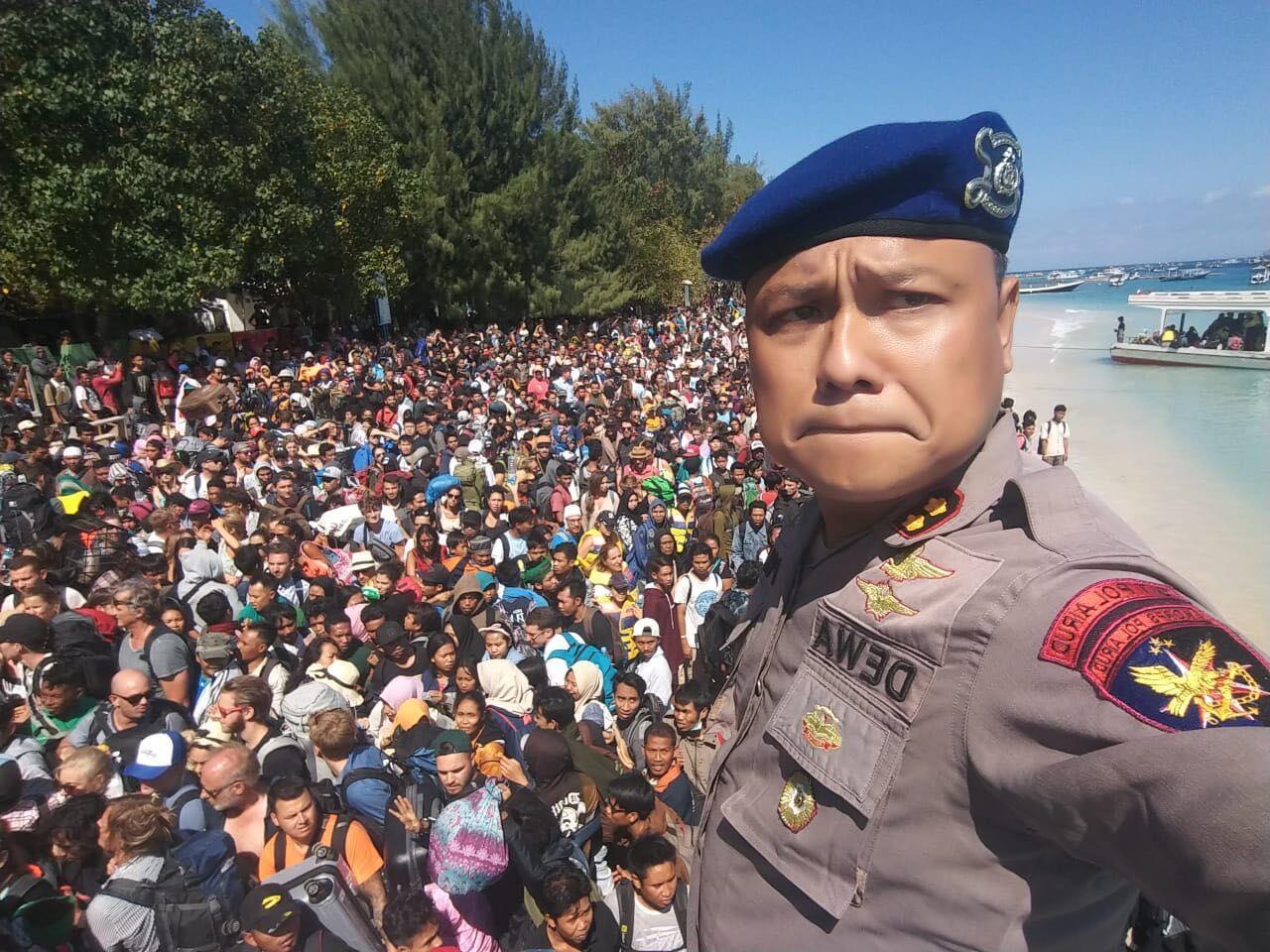Ini 5 Fakta Unik Gempa Lombok yang Diduga Doublet Alias Kembar