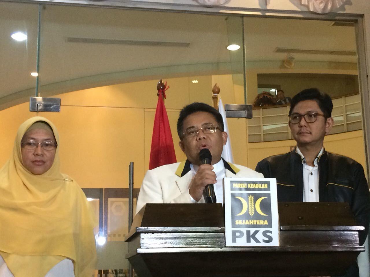 PKS Ingin Salim Segaf Tidak Mundur Sebagai Cawapres Prabowo
