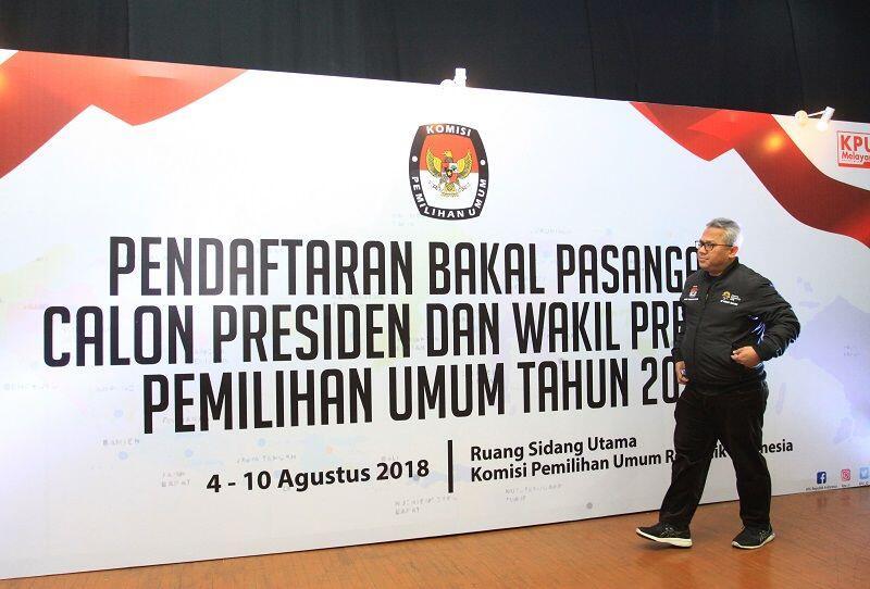 KPU Targetkan PKPU Diundangkan16 Agustus