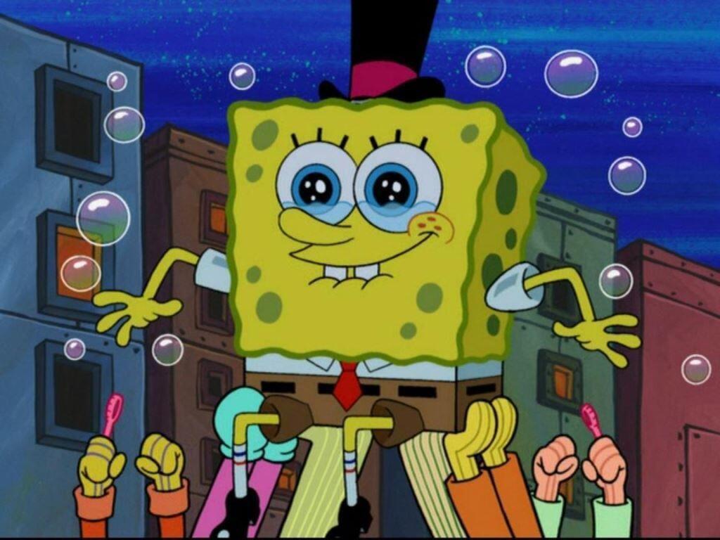 Ingin Merintis Karier? 5 Prinsip Dari Spongebob Ini Wajib Diresapi!