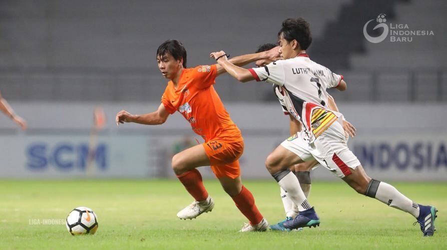 Pelatih Borneo FC: Tiga Poin untuk Tiga Pemain yang Baru Saja Keluar