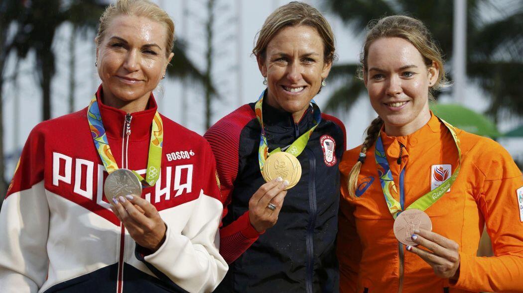 Atlet Sepeda Rusia Pindah Kewarganegaraan untuk tampil di Olimpiade