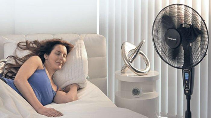 Tidur Pakai Kipas Angin Berbahaya ? Fakta Atau Mitos ?
