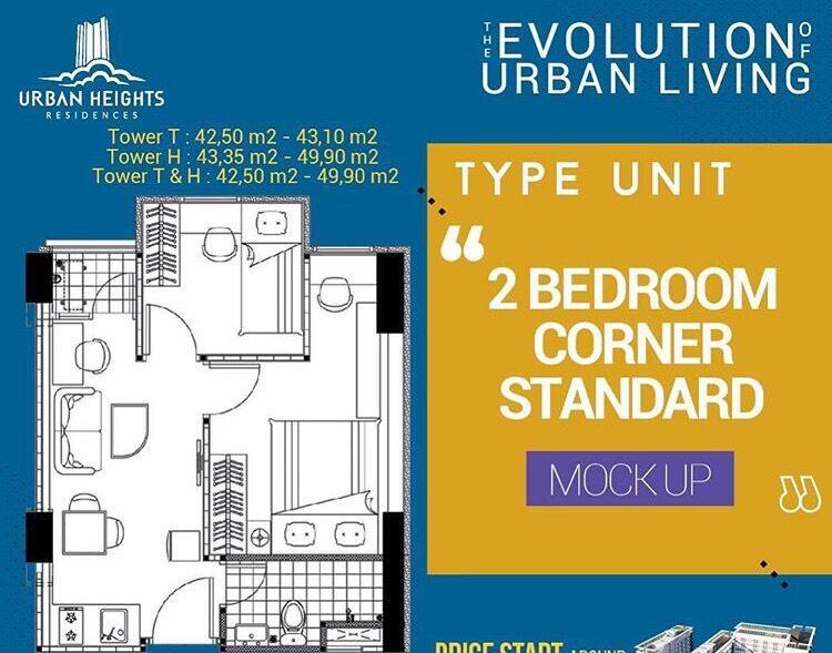 Apartemen Urban Heights Residences