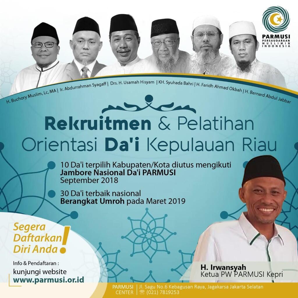 Jadilah Da'i Untuk Membangun Indonesia