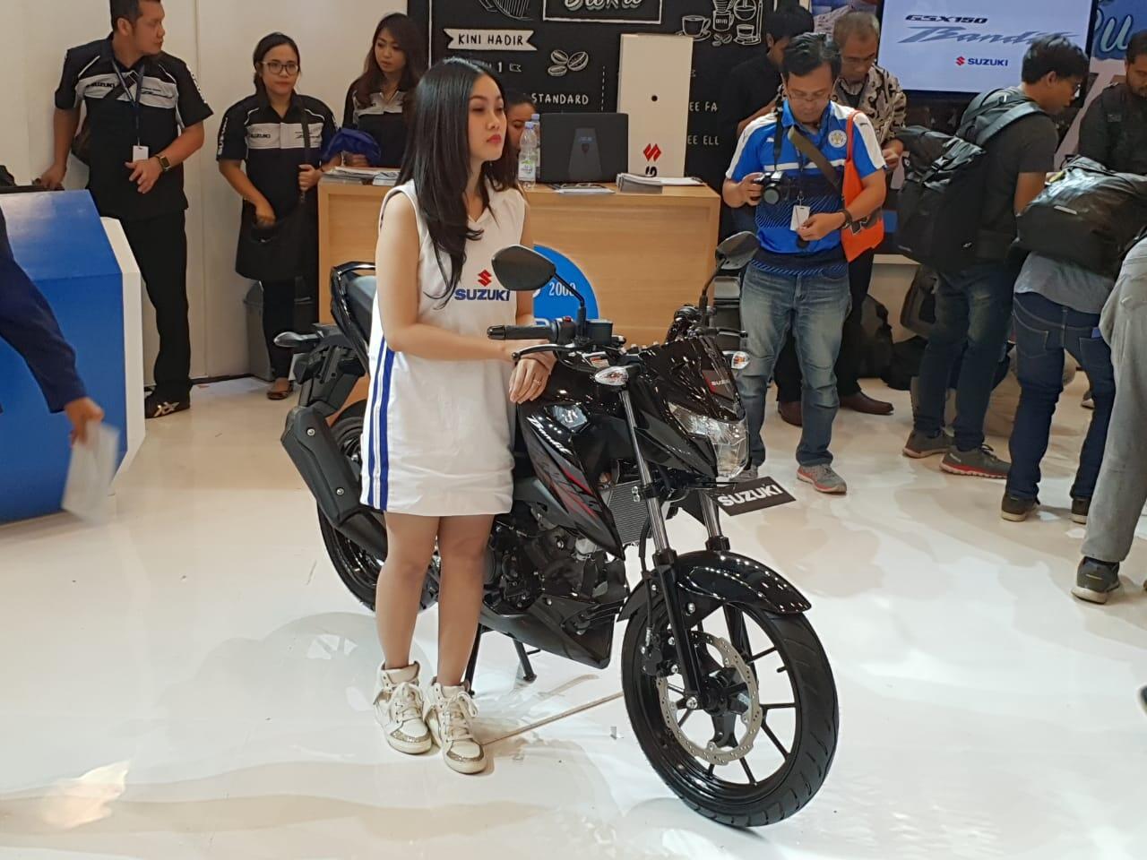 Suzuki Bandit 150 Sanggup Gak Lawan X-Ixion dan CB150R?