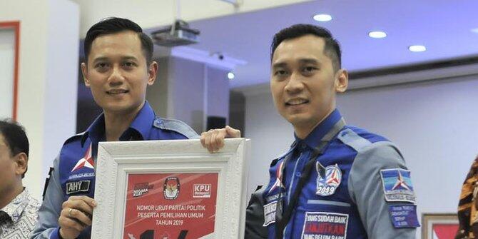 Prabowo disebut jenderal kardus, Gerindra serang dua putra mahkota SBY