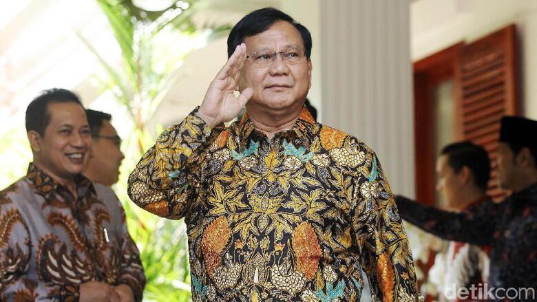 Bertemu Prabowo, GNPF-U Tetap Minta Cawapres Ulama